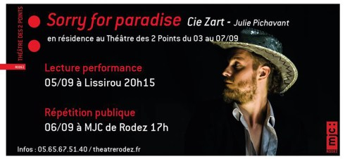 Zart Compagnie - Théâtre contemporain