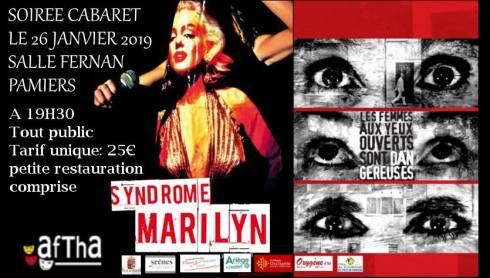 Zart Compagnie - Julie Pichavant - Syndrome Marilyn