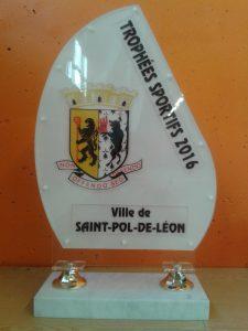 Trophée Sportif 2016 de la Ville de Saint Pol de Léon