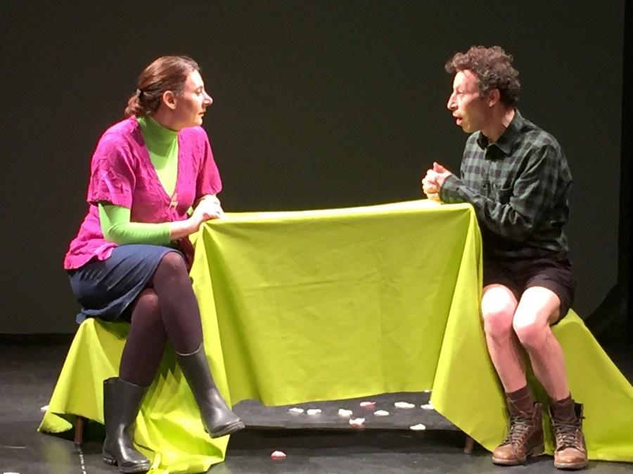 Photo du spectacle l'Ogrelet