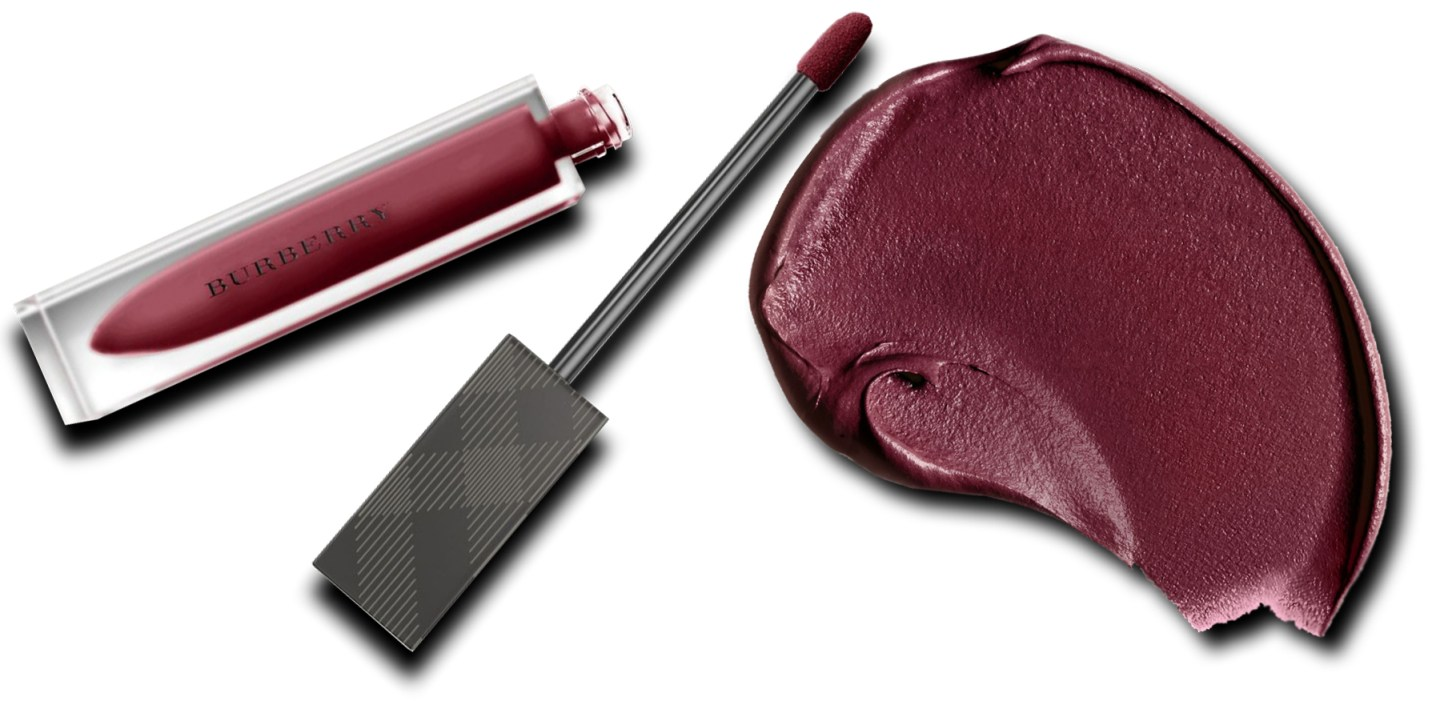 Burberry Black Cherry Swatch