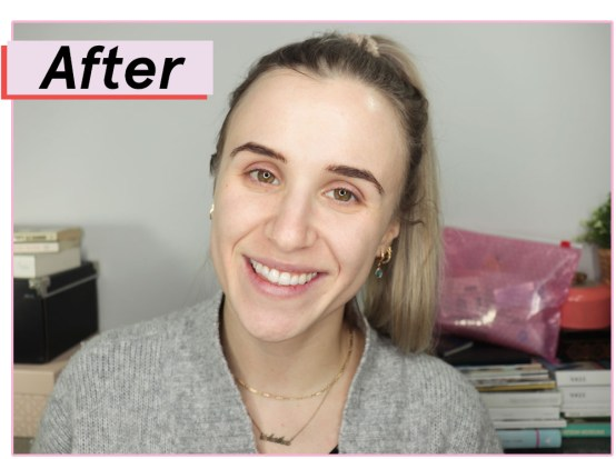 Glossier Moon Mask After