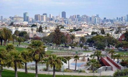 San Francisco – parki i trochę kultury