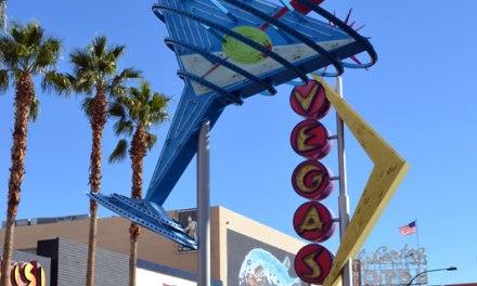 Ostatni dzień w Las Vegas