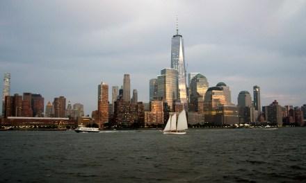 Manhattan z perspektywy