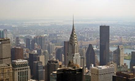 Empire State building, muzeum i muzyczne zakończenie