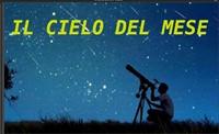 Il cielo del mese