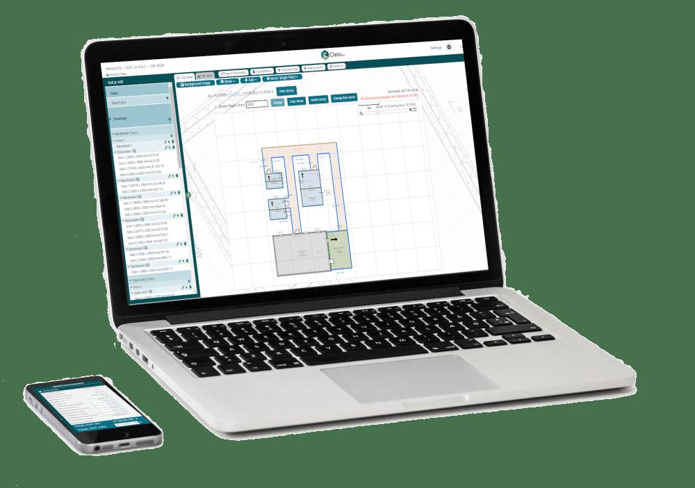 Cielo Sales Configurator