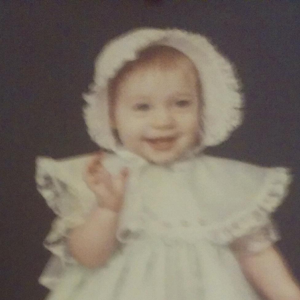 Tara's baby picture