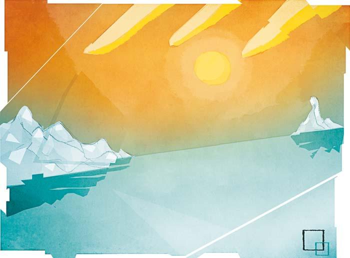 Metafísica del hielo