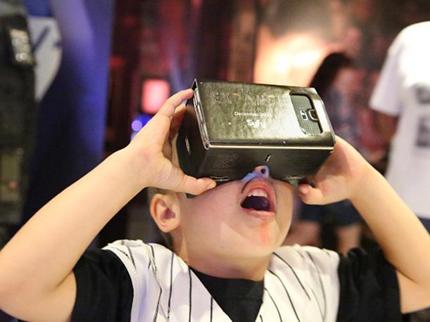 niño tecnológico