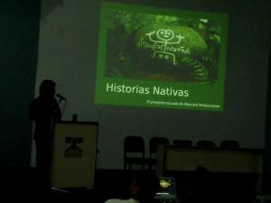 Proyecto Blender Historias Nativas