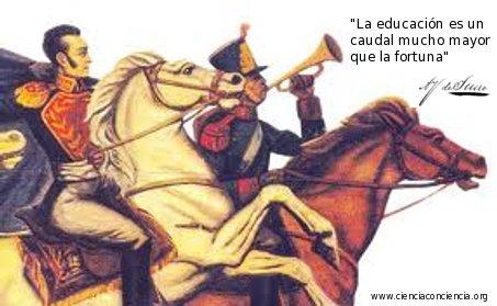 Pensamientos Antonio José de Sucre