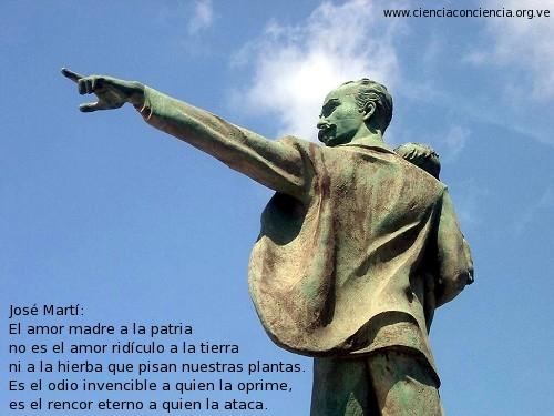 10 frases por la conmemoración por el natalicio de José Martí, el maestro de pueblos
