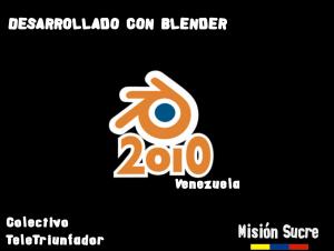 videojuego educativo POO en Blender