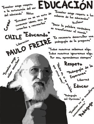 Pensamientos Paulo Freire