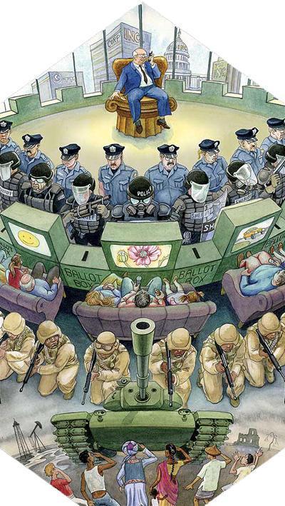 La Piramide del Capitalismo Moderno