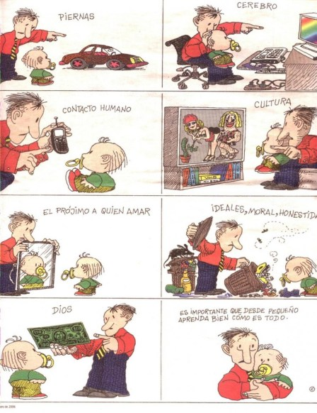 Los Anti Valores y Quino