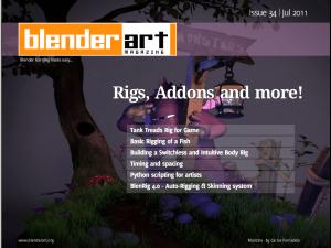 Blender Art # 34