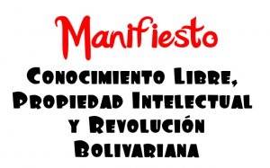 arte_manifiesto_conocimiento_libre_venzuela