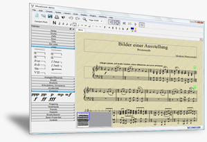 musica y software libre Musecore