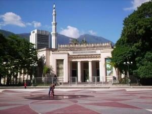 Plaza-de-los-Museos-en-caracas
