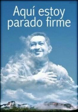 Honor a quien honor merece - Comandante Hugo Chávez