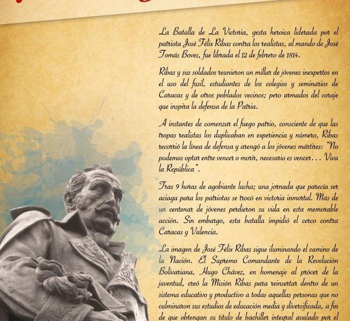 La Batalla de la Victoria: Juventud Rebelde Revolucionaria