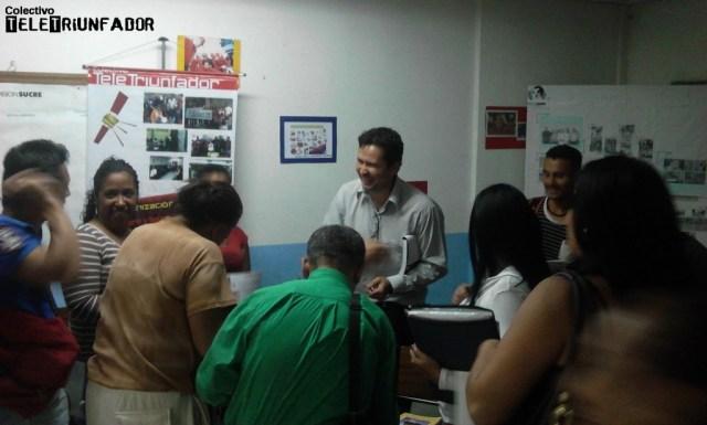 Misión Sucre Los Teques Altos Mirandinos La Casa de los Saberes