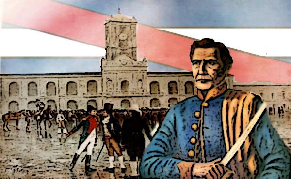 José Artigas Rio de la Plata