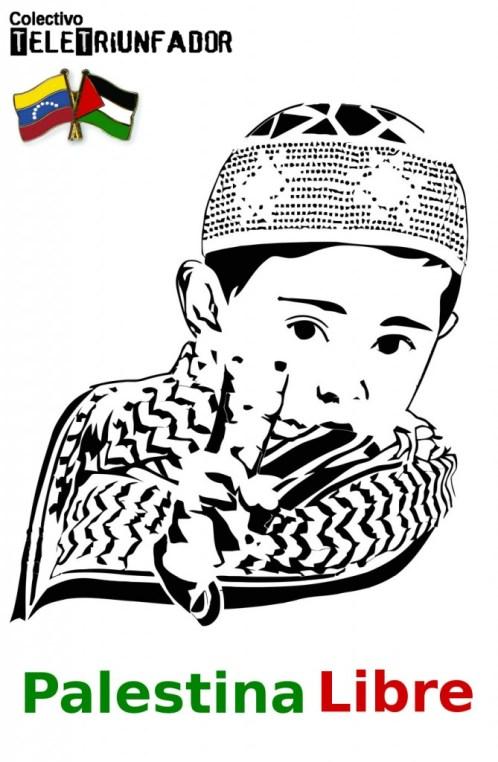 Alto al genocidio del pueblo Palestino