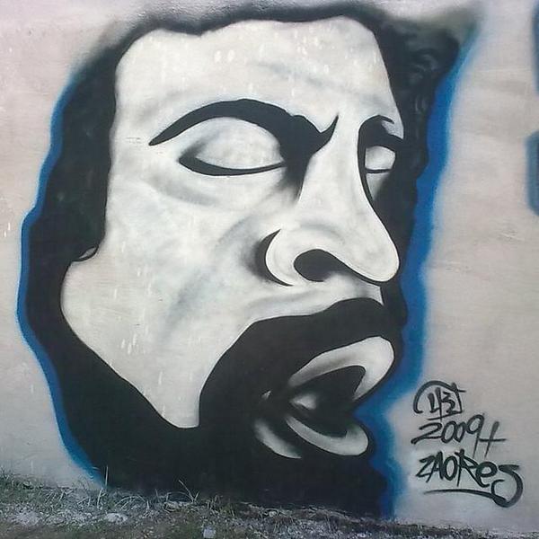 Ali Primera Mural