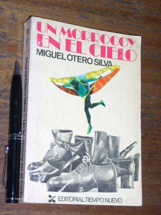 Un morrocoy en el cielo - Miguel Otero Silva