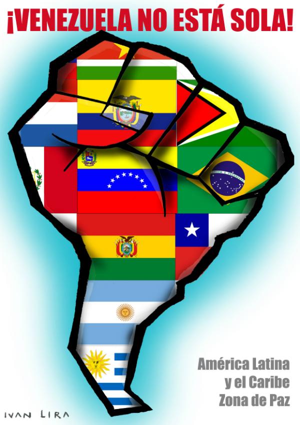 Resultado de imagen para Venezuela no está sola