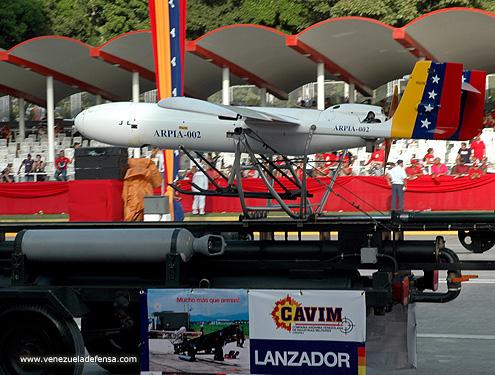 Avión no tripulado Arpia