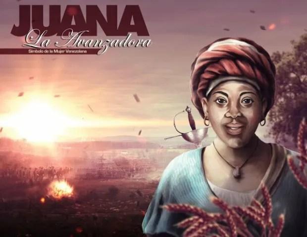 Juana La Avanzadora