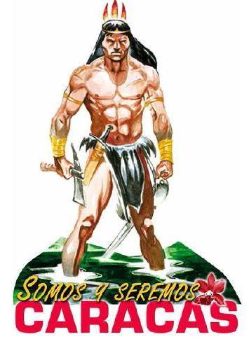 Cacique Tiuna – Resistencia Indígena