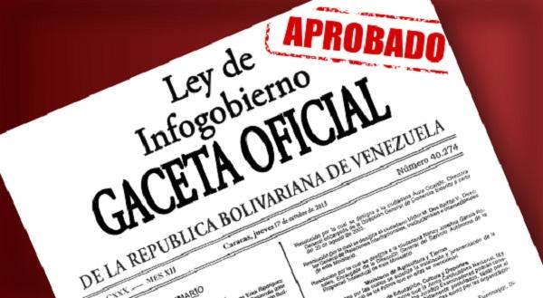 Ley de Infogobierno Software Libre Transparencia