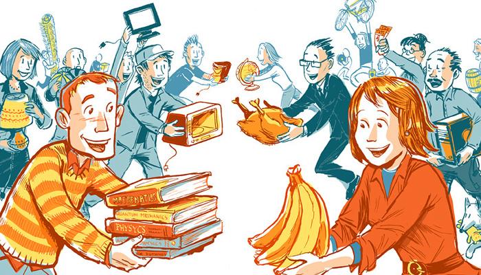 La hora de la economía colaborativa