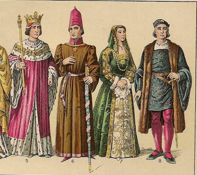 Nobles y plebeyos Europa