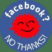 Facebook ¡No Gracias!