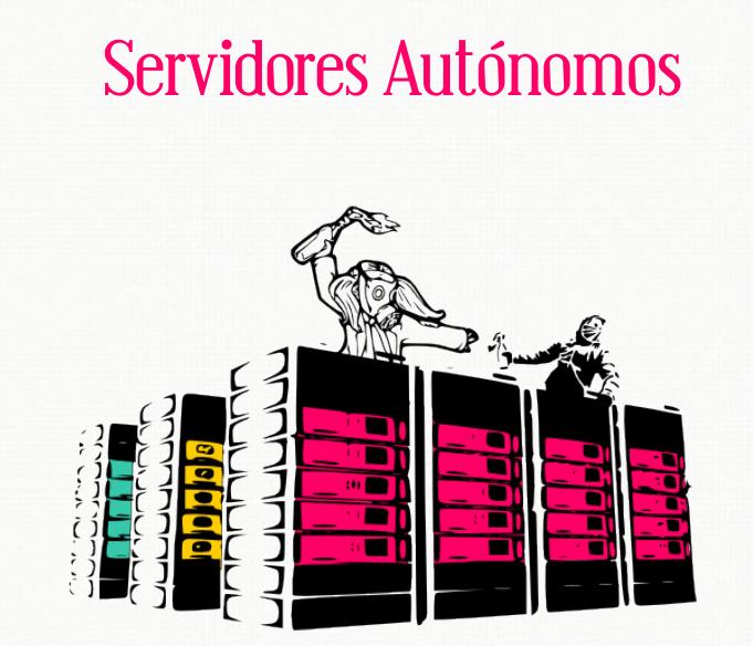 Instalación de Servidores Autónomos: Un paso hacia la Soberanía Tecnológica