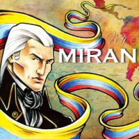 Mi amigo Francisco de Miranda para niñas y niños
