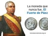 La moneda que nunca fue, El Fuerte de Páez