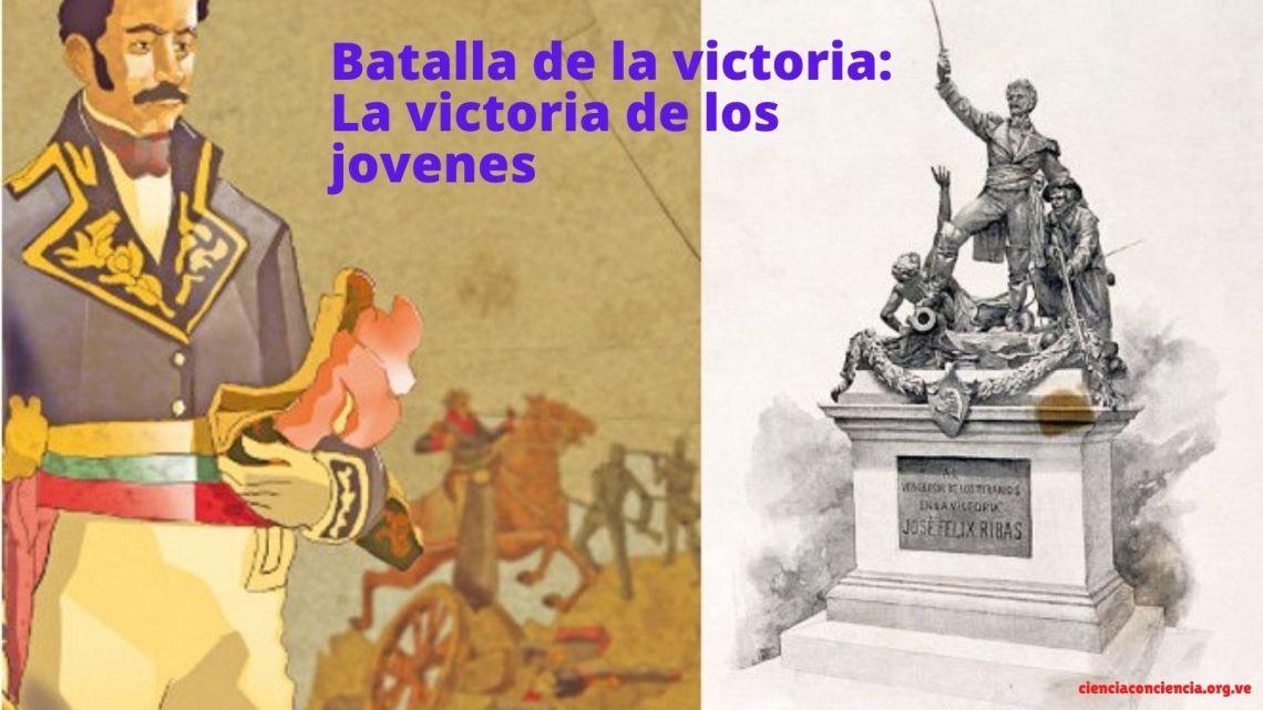 Batalla de la victoria: La victoria de los jovenes