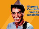 Genio Cantinflas Real Academía Española