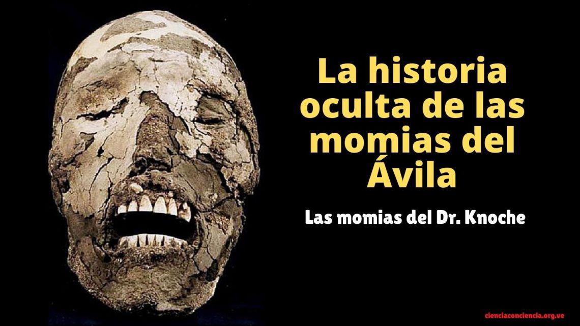 El enigma de las momias del Ávila