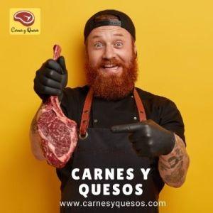 Carnes y Quesos
