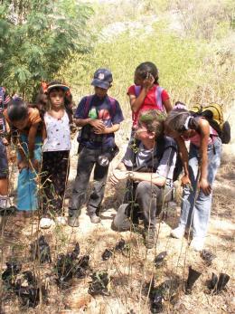 ciencia de cuba_ciencia cubana_Reserva Ecológica Siboney-Juticí_proyectos educativos medio ambientales del Centro Oriental de Ecosistemas y Biodiversidad BIOECO_Santiago de Cuba_2
