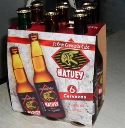 cerveza hatuey actual